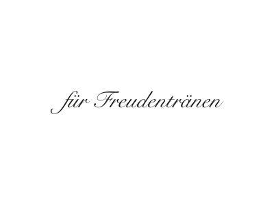 Stempel FREUDENTRÄNEN | 15