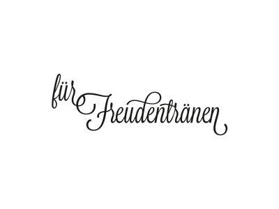 Stempel FREUDENTRÄNEN | 18