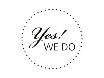 Stempel YES WE DO |10
