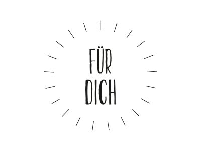 Stempel FÜR DICH | 42