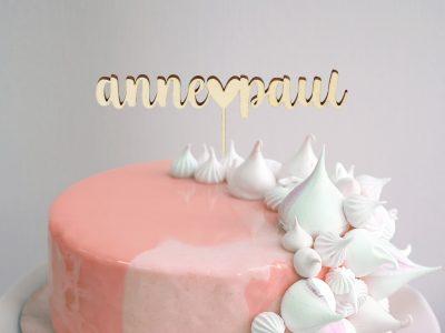 Cake Topper | D1