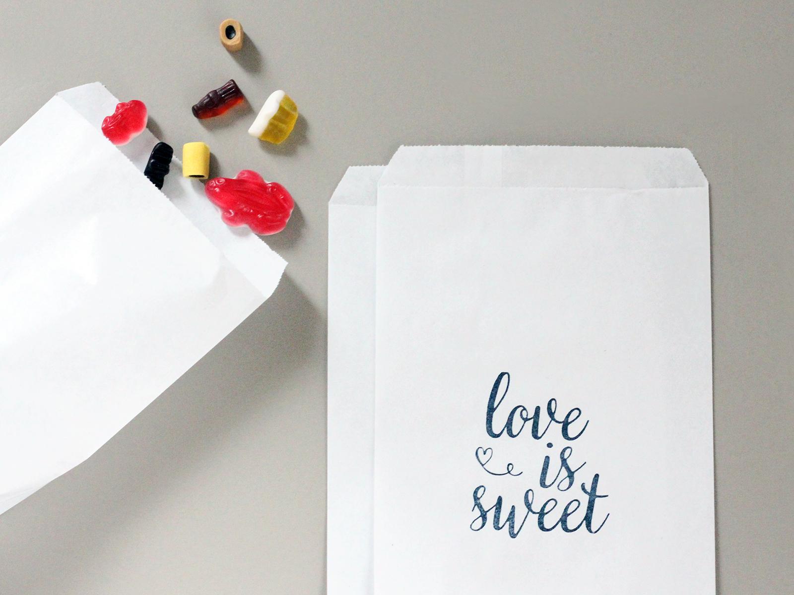 25 t ten f r s igkeiten love is sweet. Black Bedroom Furniture Sets. Home Design Ideas