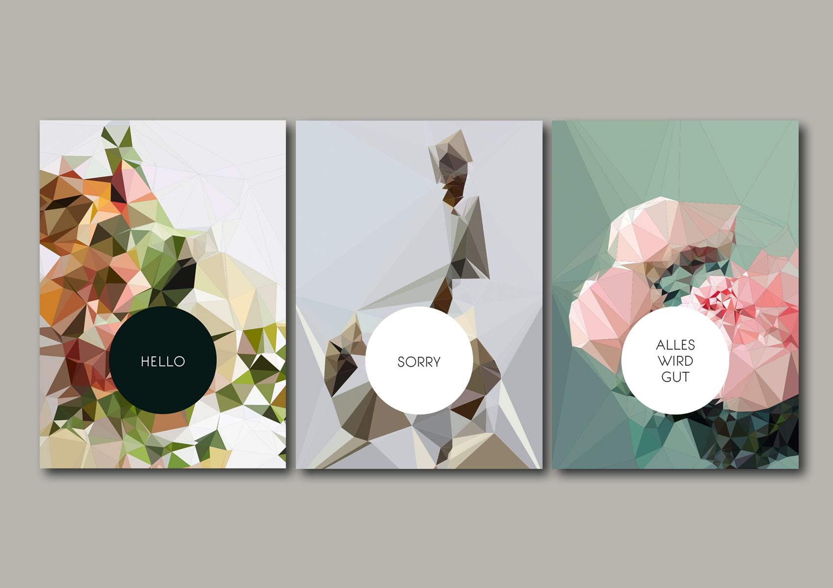 postkarten set mit 8 postkarten inliebe papeterie. Black Bedroom Furniture Sets. Home Design Ideas