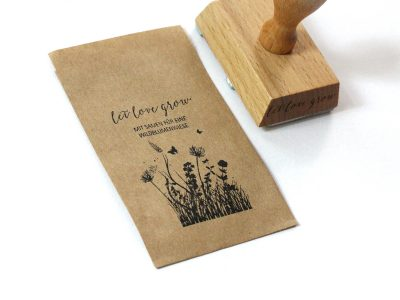 Stempel LET LOVE GROW | 65