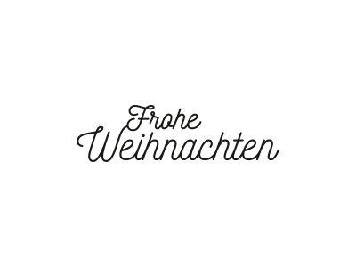 Stempel FROHE WEIHNACHTEN | 73