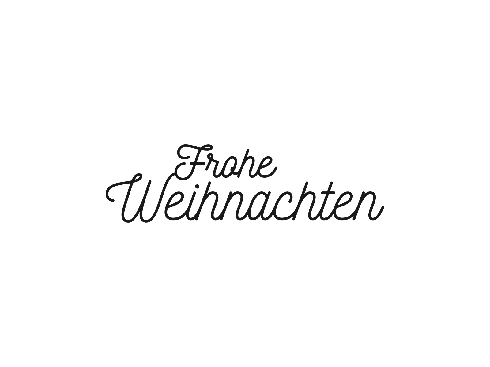 Stempel FROHE WEIHNACHTEN 73 | inLiebe Papeterie