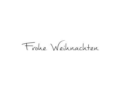 Stempel FROHE WEIHNACHTEN | 74