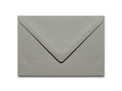 Briefumschläge Grau C6