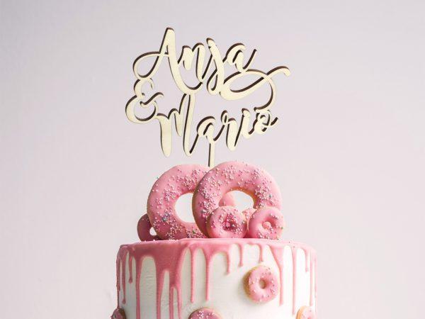 Cake Topper | D2
