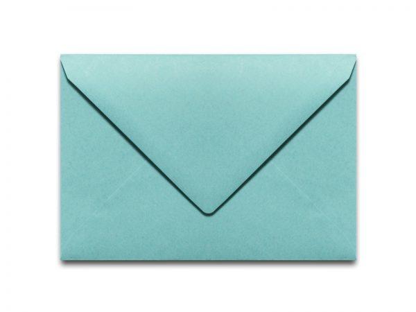Briefumschläge Aqua C6
