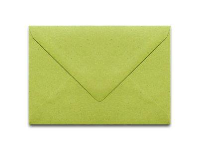 Briefumschläge Oliv C6