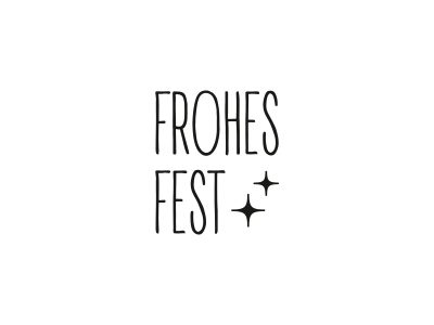 Stempel FROHES FEST | 105