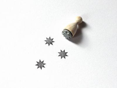 Ministempel STERN | G