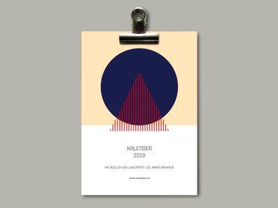 Bauhaus Kalender 2019