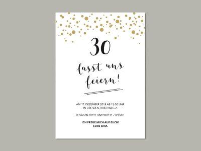 Geburtstagseinladung | 5