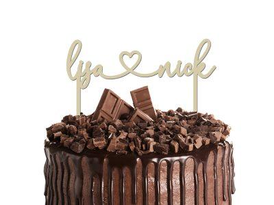 Cake Topper | D11