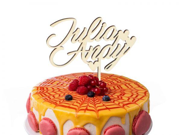 Cake Topper | D10