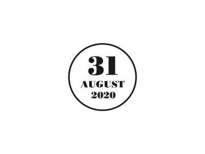 Stempel mit Datum | 185